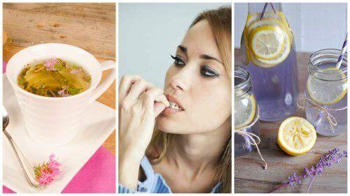 6 Doğal Çare İle Sinirlerinizi Yatıştırın