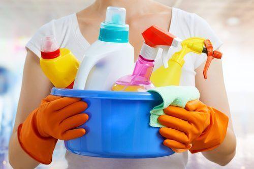 kimyasal temizlik malzemeleri