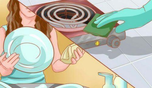 Neden Evinizi Çok Fazla Temizlememeniz Gerekiyor?