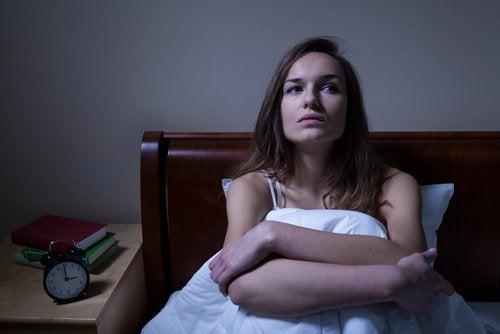 kadınlarda kalp krizi ve uykusuzluk