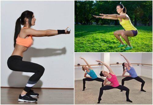 Evde Yapabileceğiniz 6 Squat Egzersizi