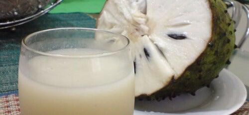 tarçın elması ve suyu