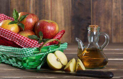 biberiye ve elma sirkesiyle deodorant