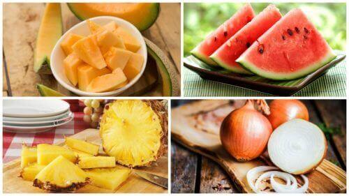 Beslenme Düzenine Eklemek İsteyeceğiniz 7 Diüretik Gıda