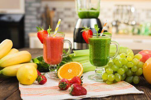 doğal meyve suları