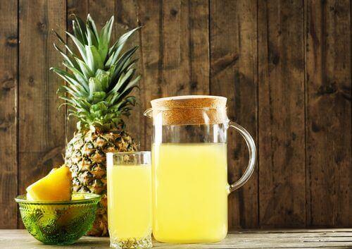 masada duran ananas suyu