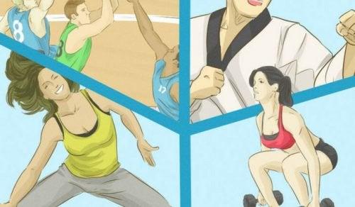 Kemiklerinizi Güçlendirmek İçin 8 Doğal Yöntem