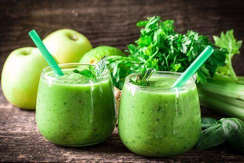 Limon, Kereviz ve Yeşil Elma İle Bir Aylık Temizleme