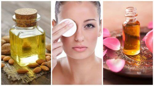 Bu 6 Doğal Yağ İle Makyajınızı Temizleyin