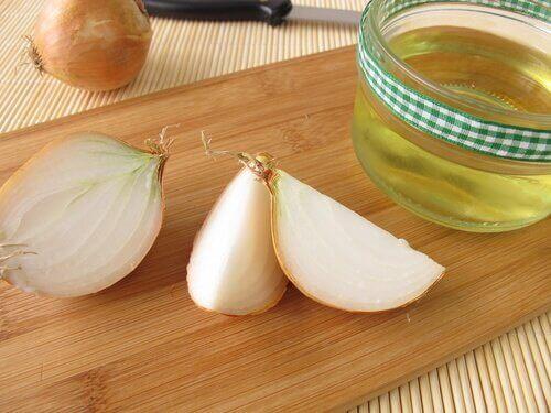 morlukları iyileştirmek için soğan kullanmak