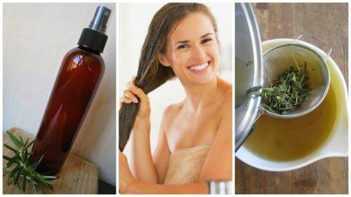 Bu Ev Yapımı Saç Kremi ile Saçlarınızı Güçlendirin