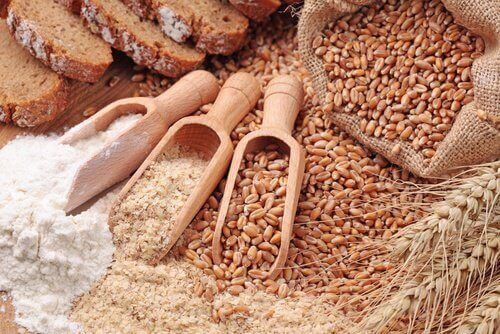 tam tahıllı karbonhidratlar