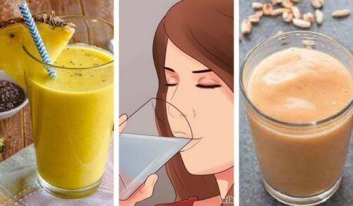 Protein ve Lif Açısından Zengin 5 Vegan Smoothie