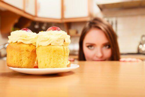 zevk için yediğiniz zamanların ayrımını yapın
