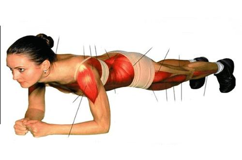 Yağ Yakmak ve Duruşunuzu Düzeltmek İçin Egzersizler