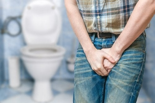 tuvalette sıkışmak