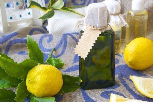 limon kullanarak temiz