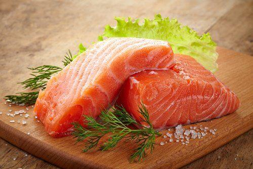 somon balık dilimleri