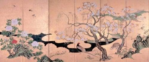japon resim sanatı