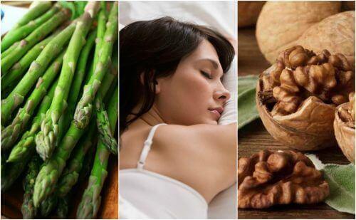 Daha İyi Uyumak için Melatonin Zengini 9 Gıda!