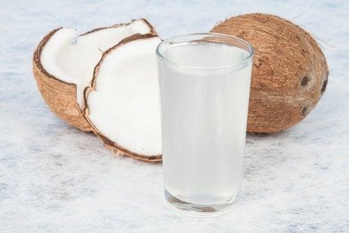 hindistan cevizi suyu