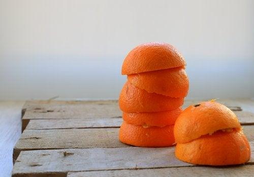 dizili portakal kabukları