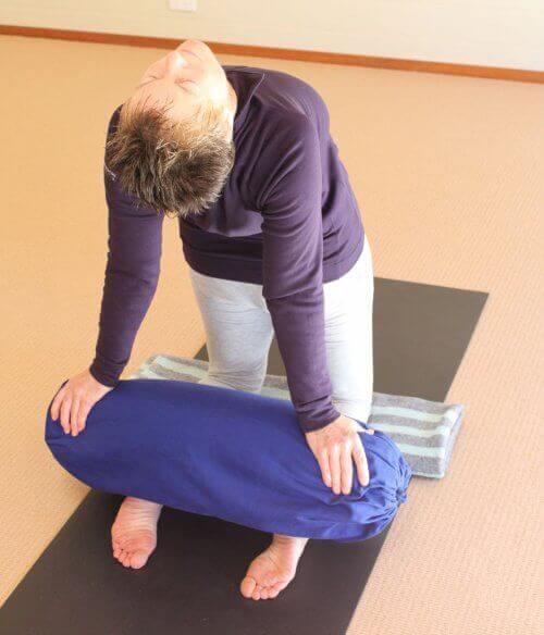 kolları rahatlatan egzersiz