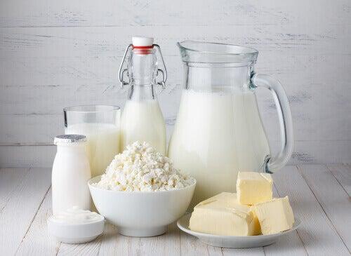 süt peynir