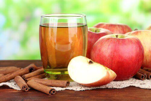 elma ve tarçın