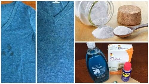 Yağ Lekesi Olmuş Kıyafetlerinizi Kurtarma Yöntemleri