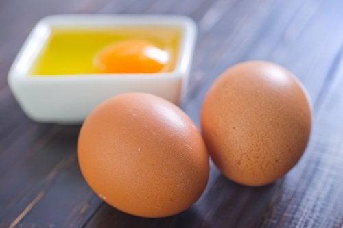 yumurta ile cildinizi temizlemek