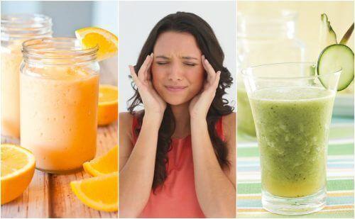 Bu Lezzetli 5 Smoothie İle Migren Ağrılarınızdan Kurtulun