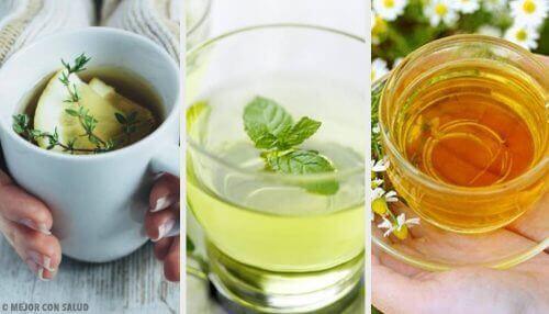 Daha İyi Uyumanıza Yardımcı Olacak 6 Çay