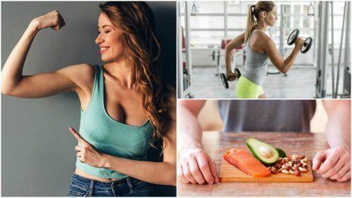 Vücudun Kas Kütlesini Artırmak İçin 5 Doğal Yöntem