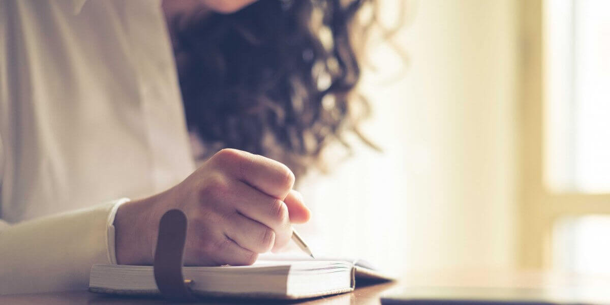 duygusal olgunluğa erişebilmek için günlük tutmak