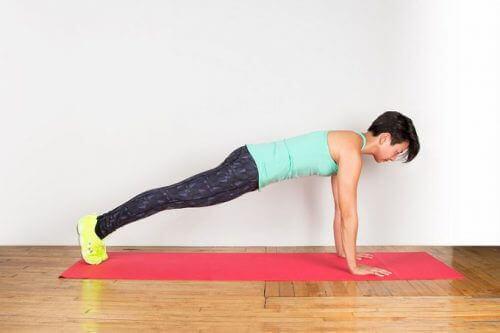 plank-thrust
