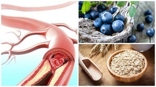 Atardamar Sağlığı İçin Faydalı 9 Besin