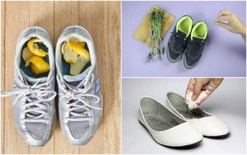 Ayakkabıların Kokmasını Önlemek için Doğal Yöntemler