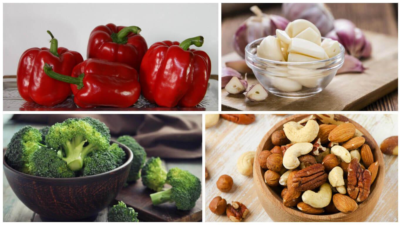 Dünyanın En Sağlıklı 7 Yiyeceği