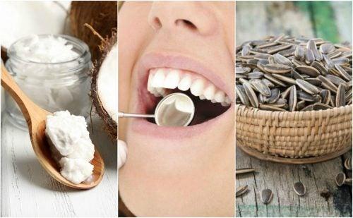 Bu 6 Doğal Çözüm ile Diş Plaklarından Kurtulun