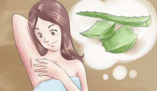Ter Kokusu İle Vedalaşmak İçin 5 Ev Yapımı Deodorant