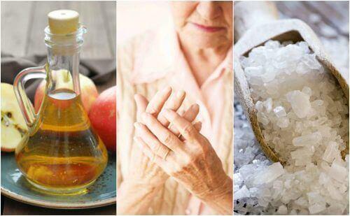 Artrit İçin 6 Doğal Tedavi Yöntemi