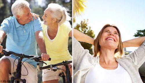 50 Yaşından Sonra Formda Kalmak İçin Ne Yapmalı?