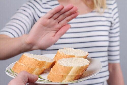 ekmeğe hayır demek