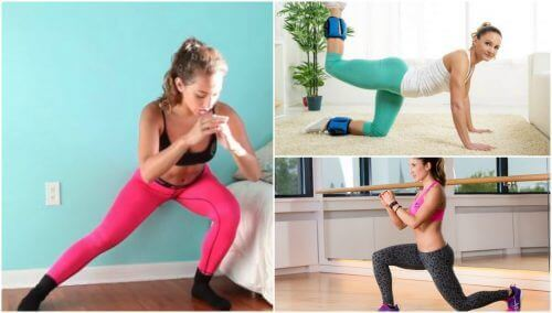 Kalça Kaslarınızı 5 Kolay Egzersizle Sıkılaştırın