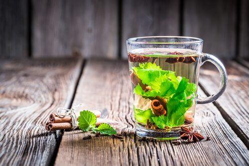 tarçınlı çay
