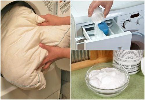 Yastıkları Temiz Tutmak İçin 5 Harika İpucu