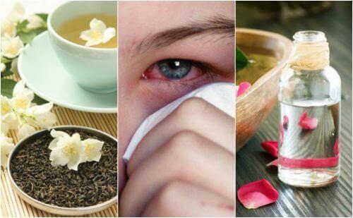 Göz Enfeksiyonları için 5 Doğal Reçete