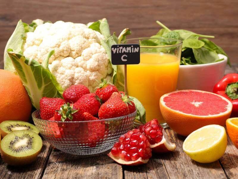 antihistaminikler ve meyve