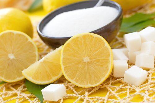 limon ve şeker